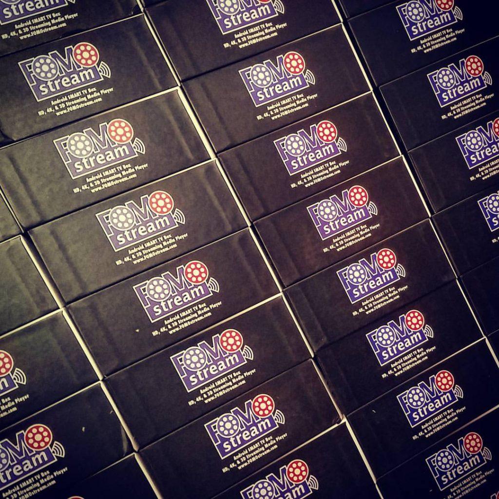 FOMOstream FS1 Series Boxes