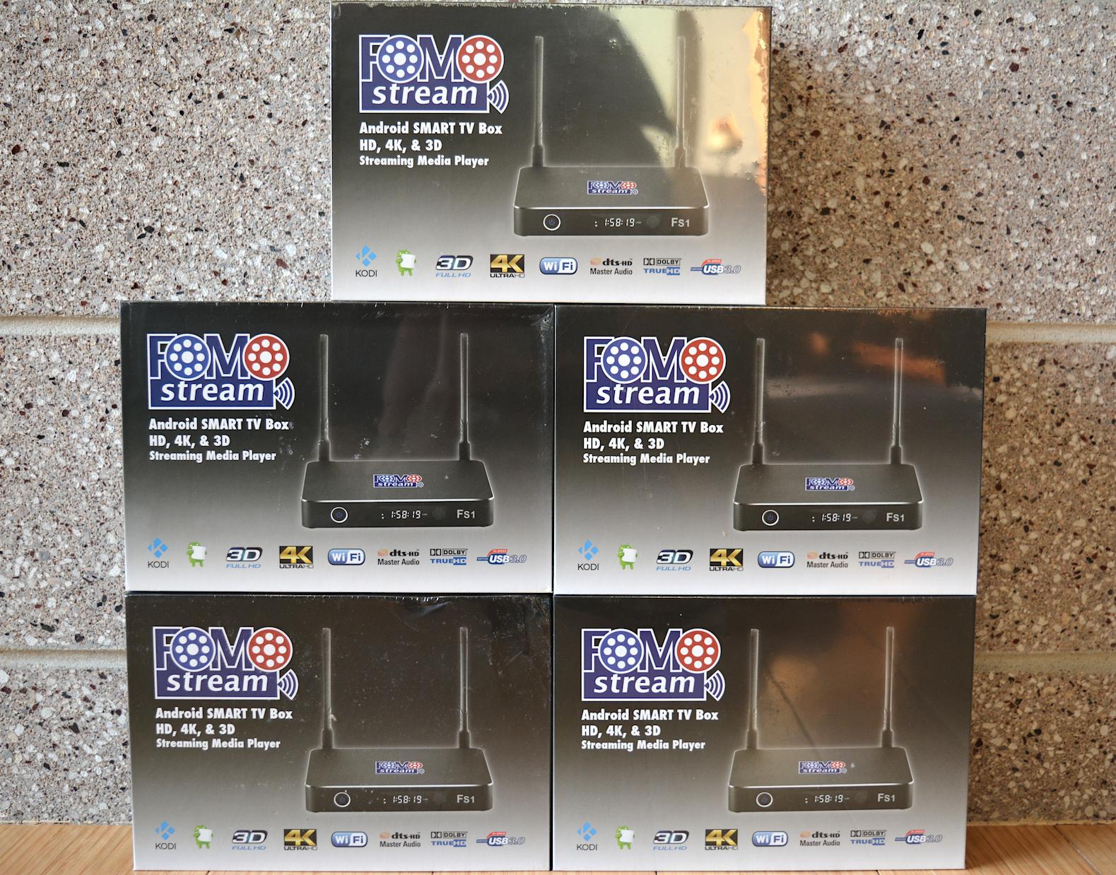 Fs1 Quad Core | 5 Boxes